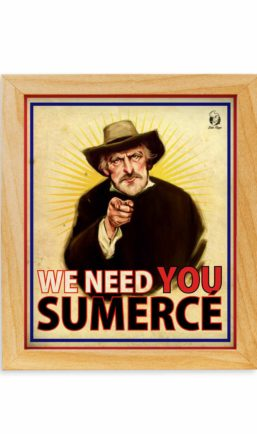 We need you sumerce